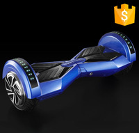 Auto Hands Free two Wheel Scooter/2 wheeled Electric Hoverboard Self Balancing/Bluetooth E Skateboard