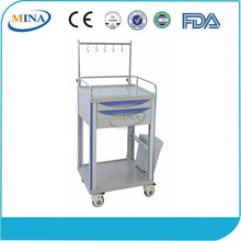MINA-ITT600E2 excellent quality with brakes food cart for sale