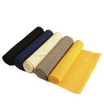 Colorful rug pad anti-slipping mat for carpet