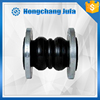 Double Arch EPDM material rubber joint flexible pipe joint