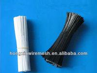 wire rod/hebei best offer 12 16 gauge galvanized & pvc coated cut wire