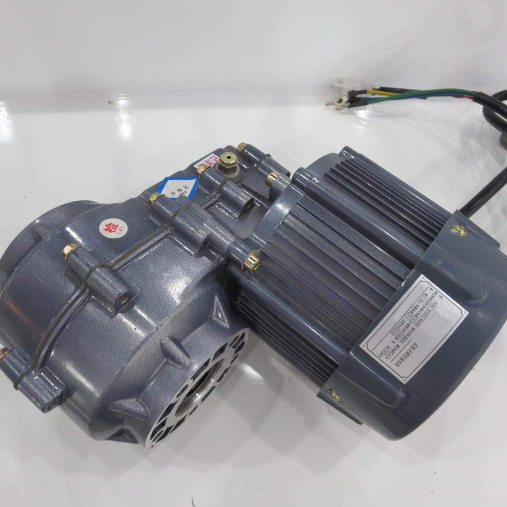 Brushless dc 30kw electric car motor 12v dc motor with for Brushless dc motor cost