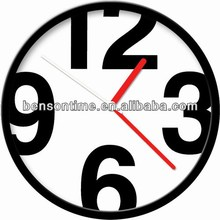 reloj de pared para las personas de edad