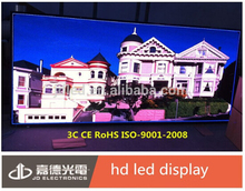 jiangsu 4mm led video wall screen 2015 new product
