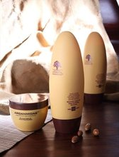 Extract vitamin moroccan argan oil shampoo sachets