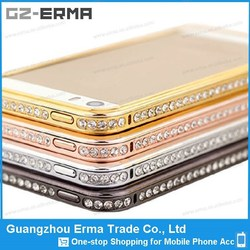 Guangzhou Crystal Diamond Mobile Phone Shell for iphone 5 5s