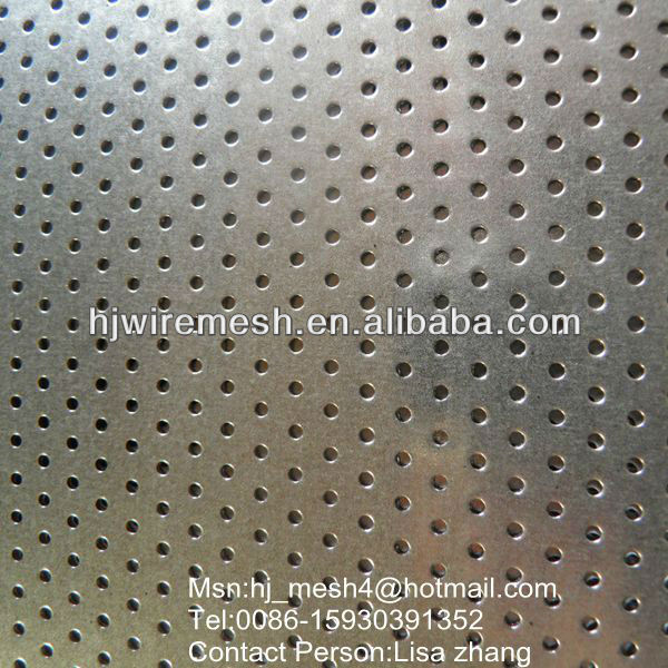 Perforado de chapa de hierro perforado de chapa de acero - Chapa de hierro ...