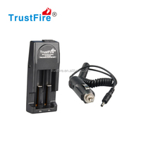 Trustfire tr-001 Li-ion battery charger multifunctional car battery charger