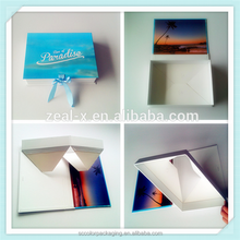 Flat Gift Box For English Arabic Calendar 2015 ,Packagings Box For Photo Frame