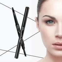 P5105 Waterproof Brown Permanent Makeup Eyebrow Pencil With Brush