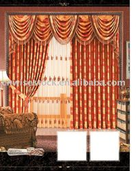 Classical Finished curtains