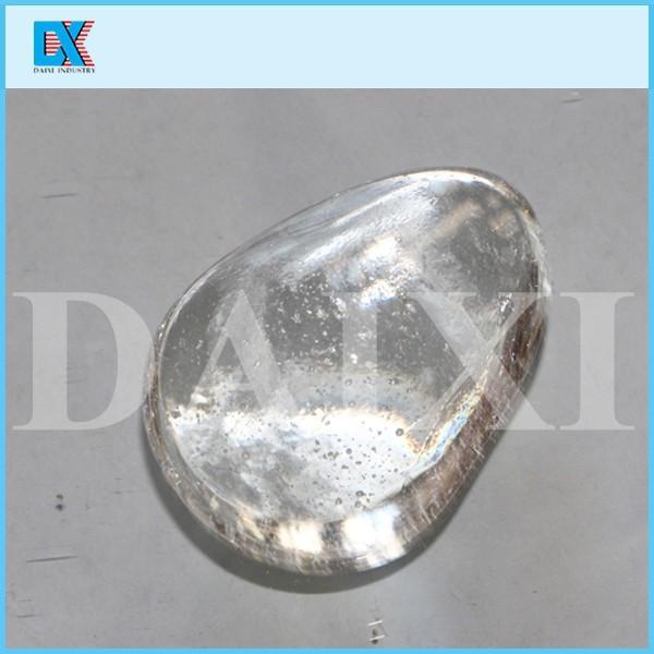 D coratif gros verre galets cailloux et gravier id du for Gros galet decoratif