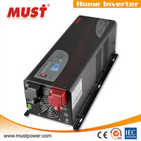 High battery voltage recover mppt solar charge controller inverter