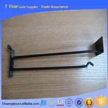 Professional produce decorative metal hooks, metal j hook, double j hook