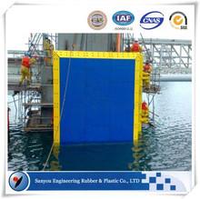 UV resistance anti-aging UHMWPE plastic marine fender/marine facing pad