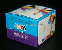 Ink Cartridge Color Boxes Packing