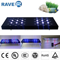 programmable S150 24'' led aquarium light IP65 with CE, ROHS, UL certification