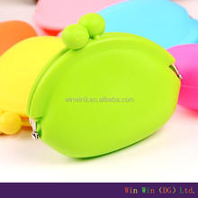 Popular Silicone Change Purse shopping bags wholesale