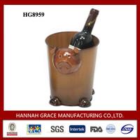 Decoration Metal Wine Cooler