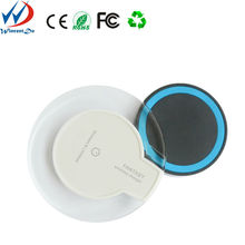2015 best selling for smart phone Universal wireless charging transmitter qi wireless charger