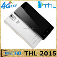 2015 Newest THL2015 MTK6752L Octa Core THL 2015 Mobile Phone 5.0 Inch Screen 4G LTE Smartphone