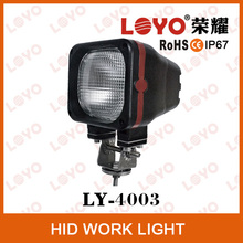 Auto car accessories 9-32V 55W 35W H3 HID Worklight HID Driving Light HID Offroad Work Lamp