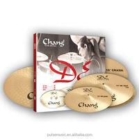 Chang B20 DE Regular Bronze Drum Cymbal Set Istanbul Kids Cymbal