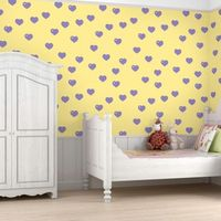Fireproof cartoon style for wall decoration baby wallpaper