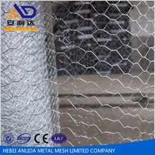 Industrial Iso9001 pvc coated anping hexagonal mesh