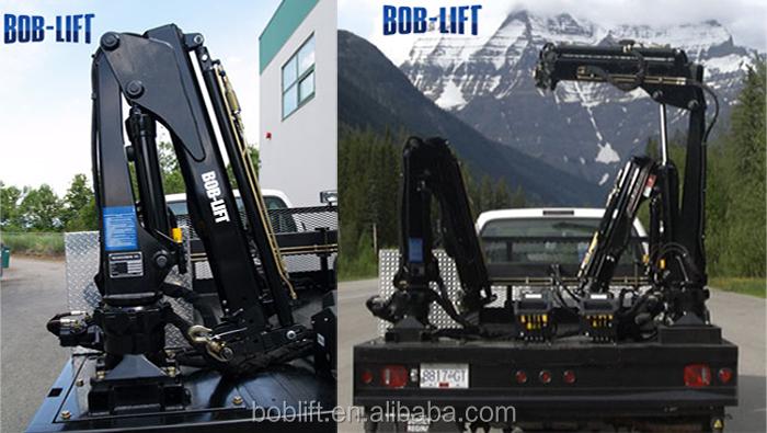 fix fl che t lescopique grues 1 ton auto grue petite grue hydraulique vendre grues de camion. Black Bedroom Furniture Sets. Home Design Ideas