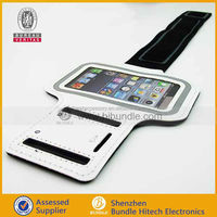 Factory supply good quality custom mobile phone armband case, armband case for iphone4/5/5S, armband case for apple iphone