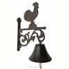 ANIMIALS CAST IRON DOOR BELL