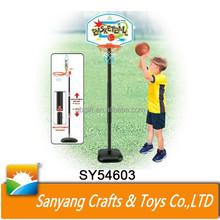 Cheap kids basketball backboard mini plastic basketball hoop stand