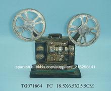 polyresin regalos de antigüedades de la decoración para el hogar de las artes y la artesanía