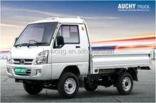 Factory Quality and Price WAW Gasoline Engine 1.5 Ton Light Cargo Truck