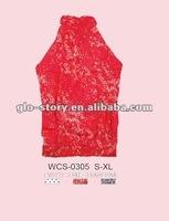 Glo-story fancy saree blouse back neck designs