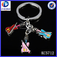 Hot Selling promotion item plush monkey key holder