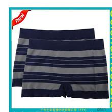 Nylon/Spandex sexy seamless underwear mens shorts