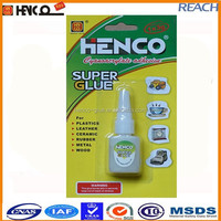 Fast Setting Super Glue in plastic bottle all purpose glue