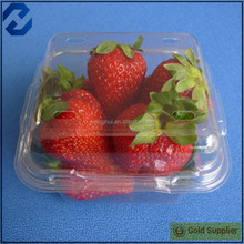fruit and vegetable container, PET fruit and vegetable box