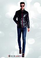Model Real Shot outdoor sports windbreaker jacket winter 2014-15066