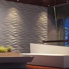 bedroom bamboo plant fiber home decoration fibre decor wall coating