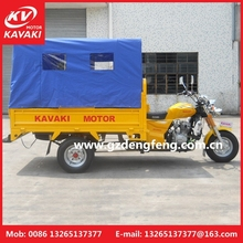 KAVAKI High Quality Chassis Bajaj Cargo Three Wheeler Auto Rickshaw Price three wheel For Sale