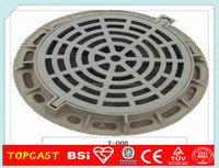 High quality round/square walkway grating importer EN124 D400