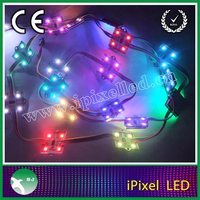 Programmable matrix compatible rgb led pixel module light 2801