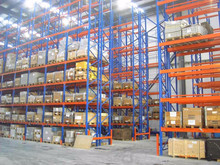 Made of Upright and Beams Heavy Duty High Bay Pallet Steel Rack,Economical