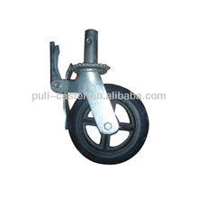 """scaffold caster wheel with 6"""",8"""",10"""""""