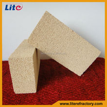 service providers lightweight insulating fire brick from shanghai to canada