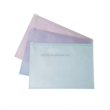 2015 Brand new my clear easy bag fire resistant documents bag standard a4 clear plastic bags