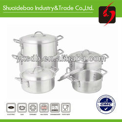 scooter New product the factory good quality and non-stick cookware set